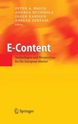 Bruck, Peter A. - E-Content, ebook