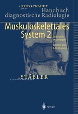 Stäbler, Axel - Handbuch diagnostische Radiologie, e-bok