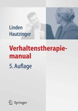 Hautzinger, Martin - Verhaltenstherapiemanual, ebook