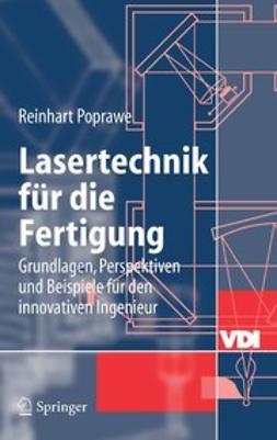 Poprawe, Reinhart - Lasertechnik für die Fertigung, ebook