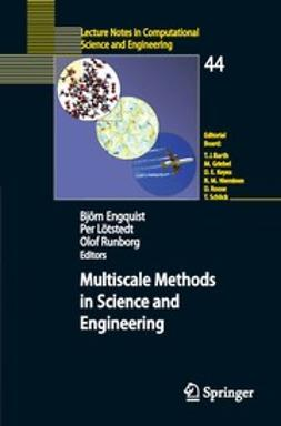Engquist, Björn - Multiscale Methods in Science and Engineering, ebook