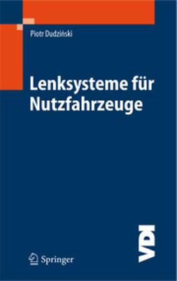 Dudziński, Piotr - Lenksysteme für Nutzfahrzeuge, ebook