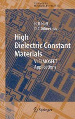 Gilmer, D.C. - High Dielectric Constant Materials, ebook