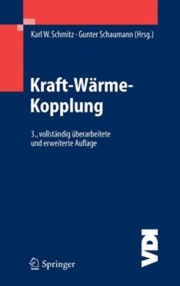 Schaumann, Gunter - Kraft-Wärme-Kopplung, ebook