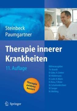 Steinbeck, Gerhard - Therapie innerer Krankheiten, ebook