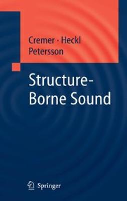 Cremer, L. - Structure-Borne Sound, ebook