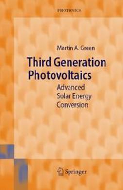 Third Generation Photovoltaics
