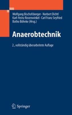 Bischofsberger, Wolfgang - Anaerobtechnik, ebook