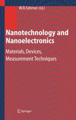 Fahrner, W. R. - Nanotechnology and Nanoelectronics, ebook