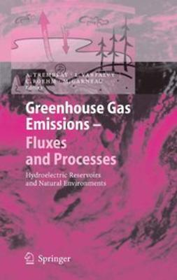 Garneau, Michelle - Greenhouse Gas Emissions — Fluxes and Processes, ebook