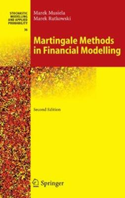 Musiela, Marek - Martingale Methods in Financial Modelling, ebook