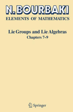 Bourbaki, Nicolas - Elements of Mathematics, e-bok