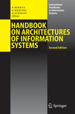 Bernus, Peter - Handbook on Architectures of Information Systems, ebook