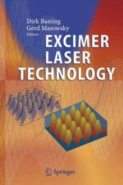 Basting, Dirk - Excimer Laser Technology, ebook