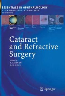 Koch, Douglas D. - Cataract and Refractive Surgery, ebook