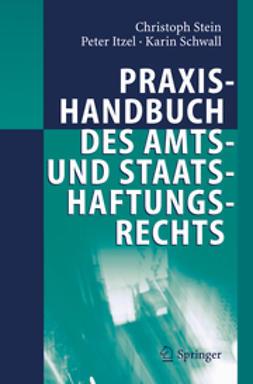 Itzel, Peter - Praxishandbuch des Amts- und Staatshaftungsrechts, ebook