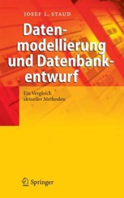 Staud, Josef L. - Datenmodellierung und Datenbankentwurf, ebook