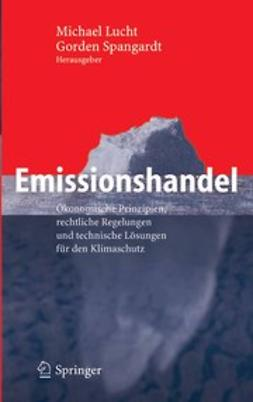 Lucht, Michael - Emissionshandel, ebook