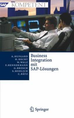 Brosch, Gerald - Business Integration mit SAP-Lösungen, ebook