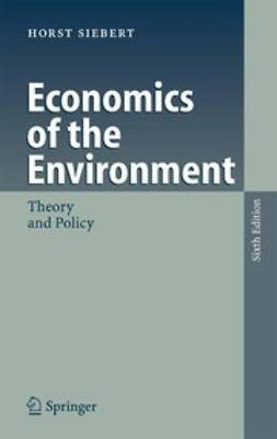 Muller, Stephen - Economics of the Environment, ebook