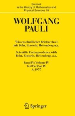 Meyenn, Karl - Wolfgang Pauli, ebook