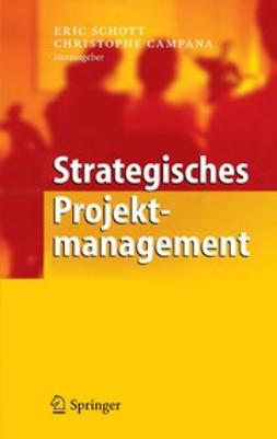 Campana, Christophe - Strategisches Projektmanagement, ebook