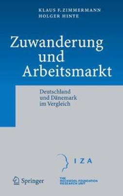 Hinte, Holger - Zuwanderung und Arbeitsmarkt, ebook