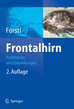 Förstl, Hans - Frontalhirn, e-kirja