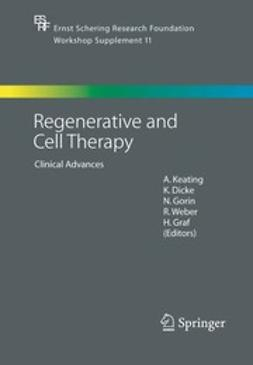 Dicke, K. - Regenerative and Cell Therapy, ebook