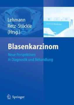 Lehmann, Jan - Blasenkarzinom, ebook