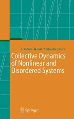 Häussler, Peter - Collective Dynamics of Nonlinear and Disordered Systems, ebook