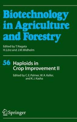 Kasha, Ken J. - Haploids in Crop Improvement II, ebook