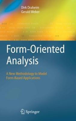 Draheim, Dirk - Form-Oriented Analysis, ebook