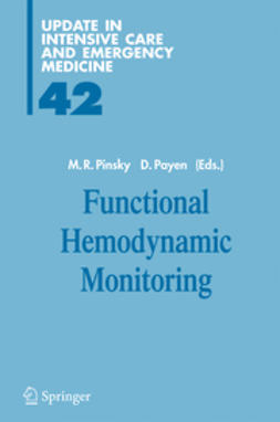 Payen, Didier - Functional Hemodynamic Monitoring, ebook