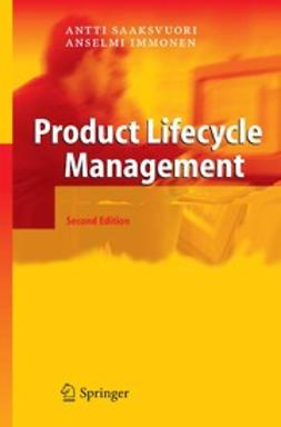 Immonen, Anselmi - Product Lifecycle Management, ebook