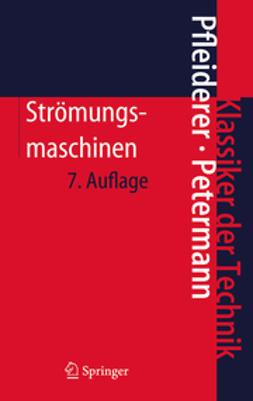†, Carl Pfleiderer - Strömungsmaschinen, ebook