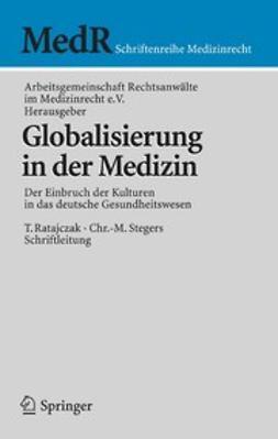 Ratajczak, Thomas - Globalisierung in der Medizin, e-kirja