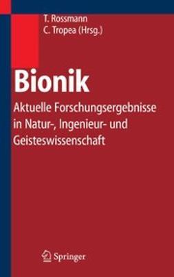Rossmann, Torsten - Bionik, e-kirja