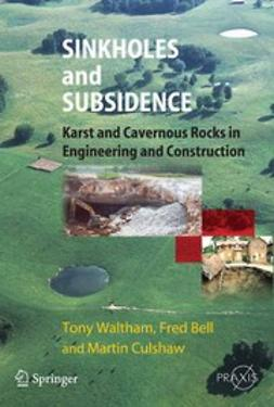 Bell, Fred G. - Sinkholes and Subsidence, ebook