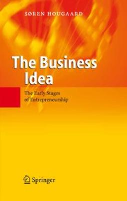 Hougaard, Søren - The Business Idea, ebook