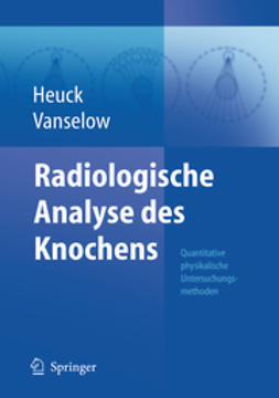 Radiologische Analyse des Knochens