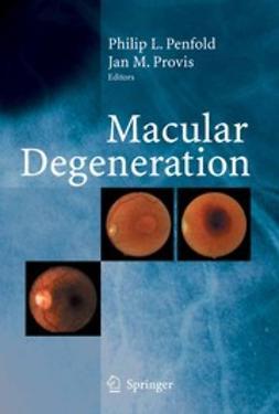 Penfold, Philip L. - Macular Degeneration, ebook