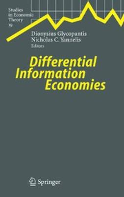 Glycopantis, Dionysius - Differential Information Economies, ebook