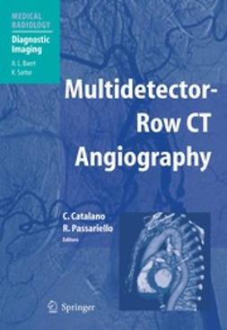 Catalano, Carlo - Multidetector-Row CT Angiography, e-bok