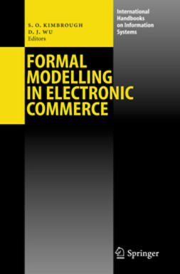 Kimbrough, Steven O. - Formal Modelling in Electronic Commerce, ebook