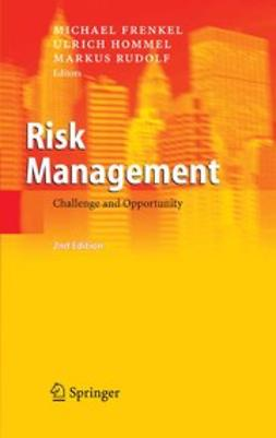 Frenkel, Michael - Risk Management, e-kirja