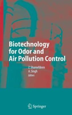 Shareefdeen, Zarook - Biotechnology for Odor and Air Pollution Control, ebook