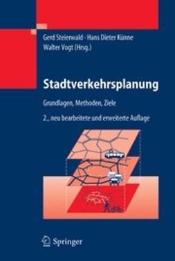 Künne, Hans Dieter - Stadtverkehrsplanung, ebook