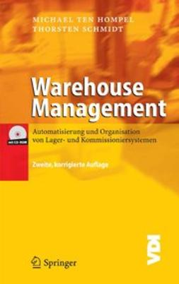 Hompel, Michael - Warehouse Management, e-kirja