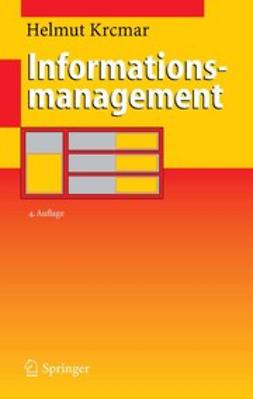 Krcmar, Helmut - Informationsmanagement, ebook